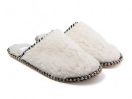 Шлепанцы мужские Талтекс 725 белый
