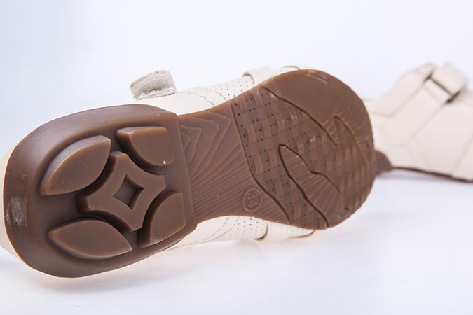 Туфли подростковые Антилопа 54311-2393 бежевый