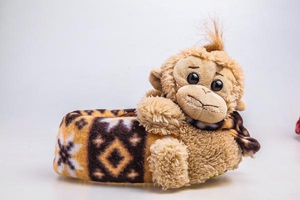 Тапки-игрушки м/детские EFFA MT-16009