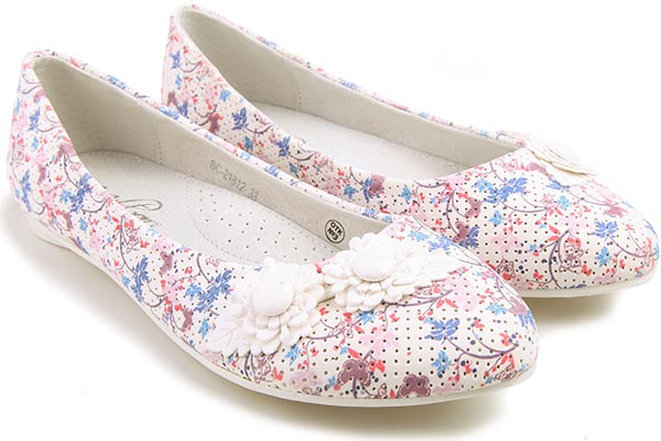 Туфли подростковые Milton SC-21812