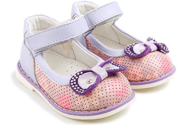 Туфли м/детские Milton SC-21014