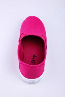 Кеды подростковые Easily 188 Black/Rosy