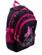Рюкзак Ритм 2688-1 чёрно-розовый