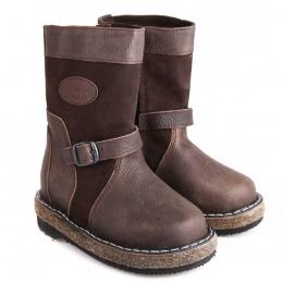 Унты-монголки детские Мирунт ВД4 коричневый