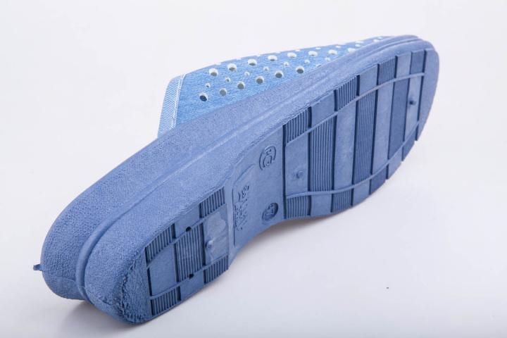 Туфли женские Степ 4-10-2 джинс