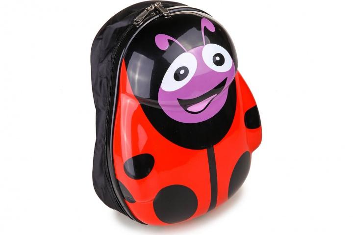 Рюкзак детский жёсткий Божья Коровка