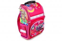 Ранец SLY-7008-2 розовый