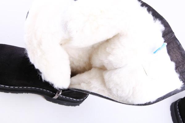 Сапоги зимние женские Мирунт 10-01