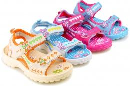 cc0c0cf13 Пляжные сандалии оптом для девочек - Сандо, Новосибирск