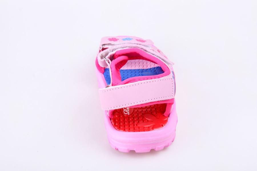 f272871cb Сандалии пляжные детские Ритм A077-5 для девочек